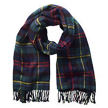 Buy Phase Eight Emma Check Scarf Online at johnlewis.com