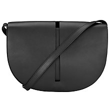 Buy Kin by John Lewis Ara Leather Across Body Bag Online at johnlewis.com