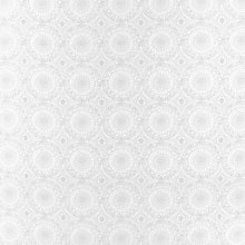 Buy John Lewis Persia Unheaded Voile Fabric, White, Drop 150cm Online at johnlewis.com