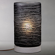 Buy Voyage Tellumo Glass Table Lamp Online at johnlewis.com