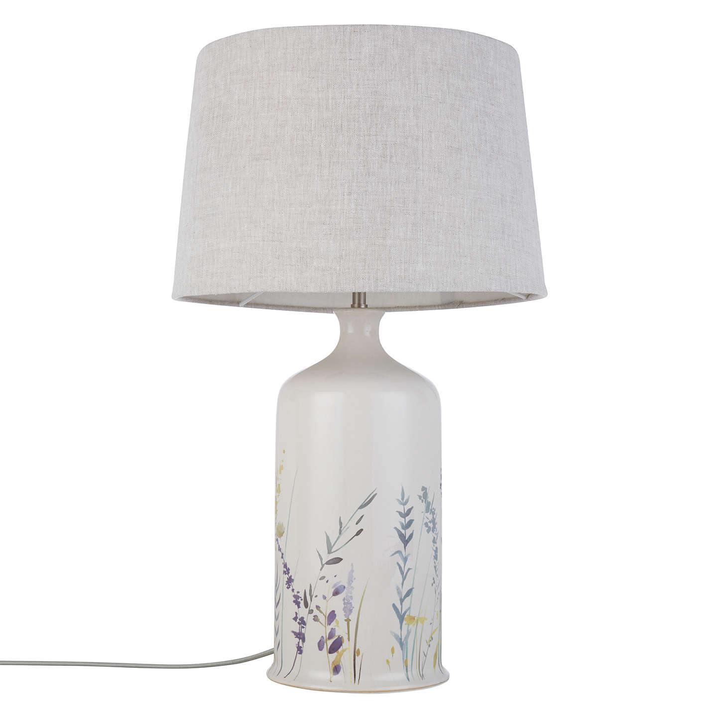 John lewis leckford print crackle table lamp at john lewis buyjohn lewis leckford print crackle table lamp online at johnlewis mozeypictures Images