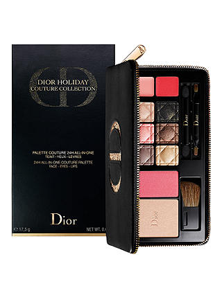 Buy Dior Holiday Couture Collection 24 Hour All-In-One Couture Palette Set Online at johnlewis.com