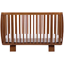 Buy bloom Retro Oak Cotbed Online at johnlewis.com