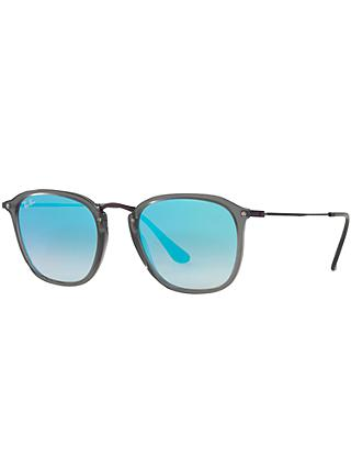 Ray-Ban RB2448N Square Sunglasses