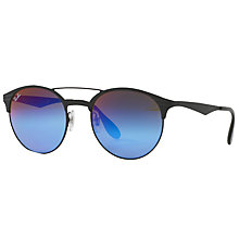 Buy Ray-Ban RB3545 Oval Sunglasses Online at johnlewis.com