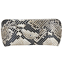 Buy John Lewis Snake Print Sunglasses Case, Multi Online at johnlewis.com