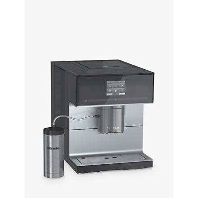 Miele CM7300 Bean-to-Cup Coffee Machine, Black