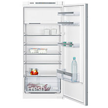 Buy Siemens KI42LVS30G Integrated Fridge, A++ Energy Rating, 56cm Wide Online at johnlewis.com