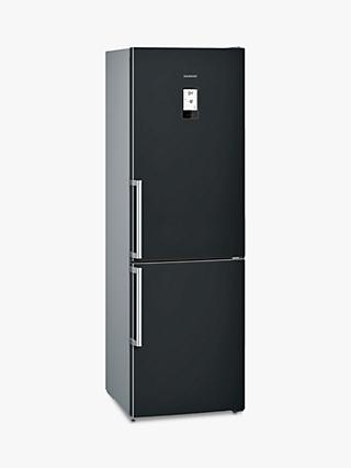 Siemens KG36NAB35G Freestanding Fridge Freezer, A++ Energy Rating, 60cm Wide, Black