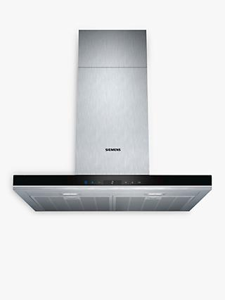 Siemens LC68BA572B Chimney Hood, Stainless Steel
