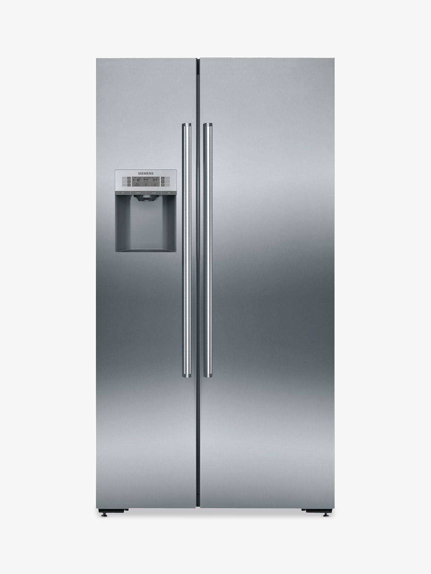 siemens ka92dai20g american style fridge freezer a. Black Bedroom Furniture Sets. Home Design Ideas