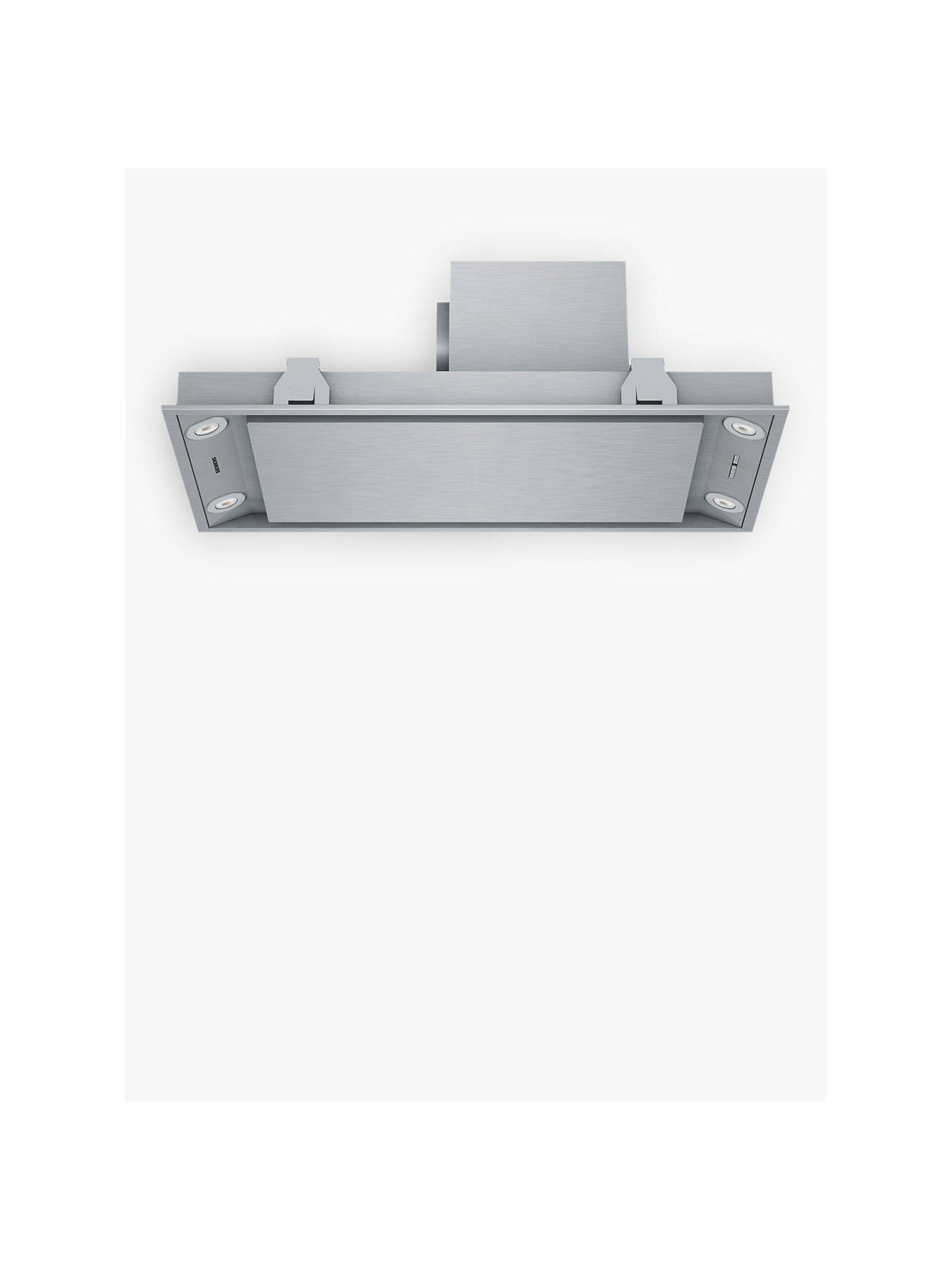 BuySiemens iQ700 LF959RB51B Ceiling Cooker Hood, Stainless Steel Online at johnlewis.com