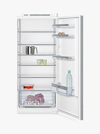 Siemens KI41RVS30G Integrated Larder Fridge, A++ Energy Rating, 56cm Wide