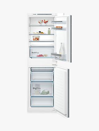 Bosch KIV85VS30G Integrated Fridge Freezer, A++ Energy Rating, 54cm Wide