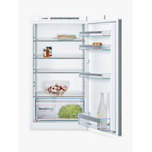 Buy Bosch KIR31VS30G Integrated Fridge, A++ Energy Rating, 55cm Wide Online at johnlewis.com