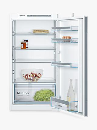 Bosch KIR31VS30G Integrated Fridge, A++ Energy Rating, 55cm Wide