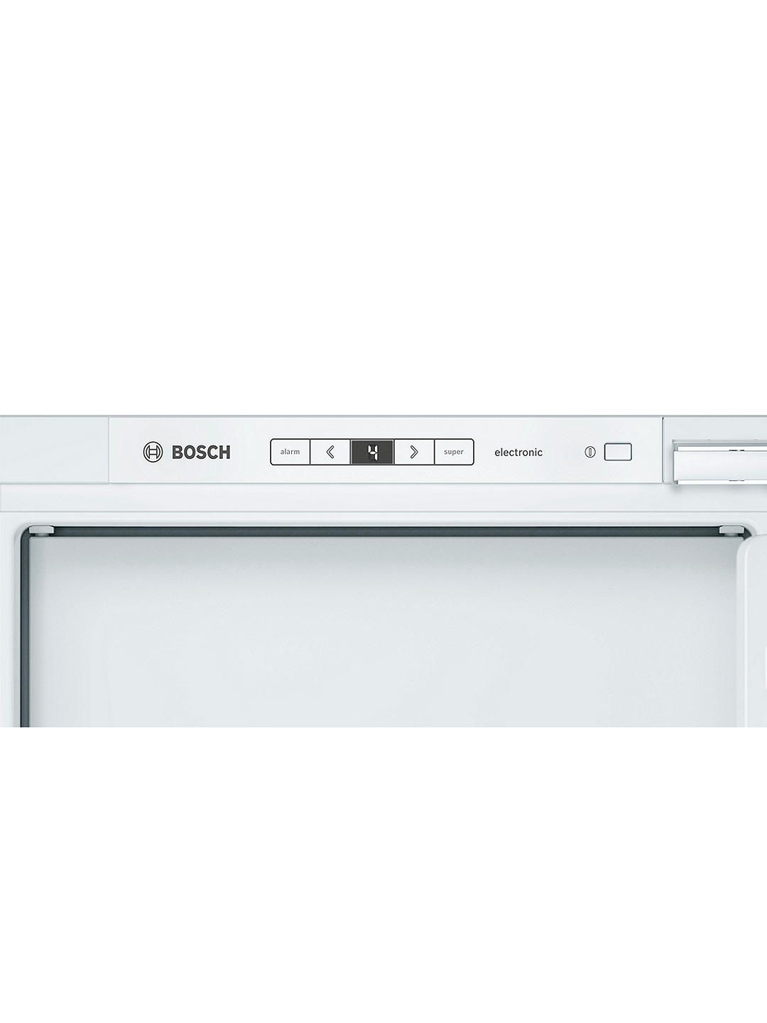 Buy Bosch KIL82AF30G Integrated Fridge, A++ Energy Rating, 56cm Wide Online at johnlewis.com