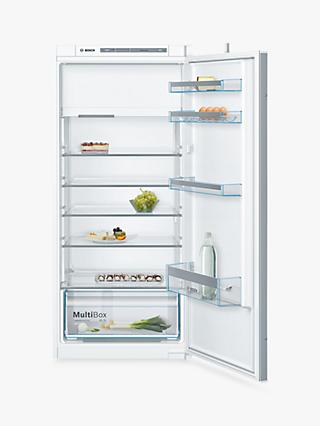 Bosch KIL42VS30G Integrated Fridge, A++ Energy Rating, 56cm Wide