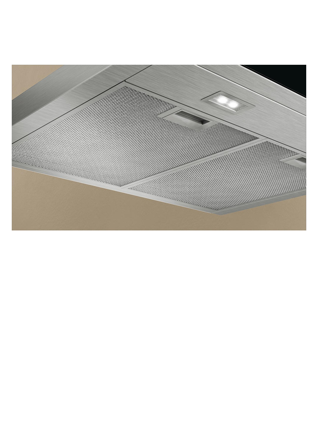 Buy Neff D76MH52N1B Chimney Hood, Stainless Steel Online at johnlewis.com