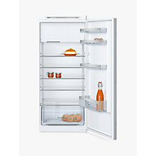 Buy Neff KI2422S30G Integrated Fridge, A++ Energy Rating, 56cm Wide Online at johnlewis.com
