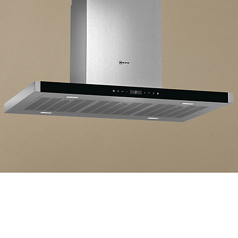 Buy Neff I79MT64N1B Island Cooker Hood Online at johnlewis.com