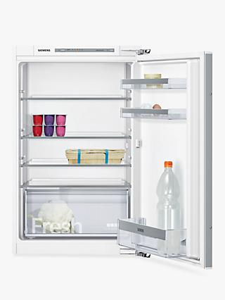 Siemems KI21RVF30G Integrated Larder Fridge, A++ Energy Rating, 56cm Wide