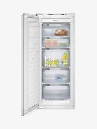 Buy Siemens GI25NP60 Integrated Freezer, A++ Energy Rating, 56cm Wide Online at johnlewis.com