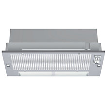 Buy Siemens LB23364GB Cooker Hood, Silver Online at johnlewis.com