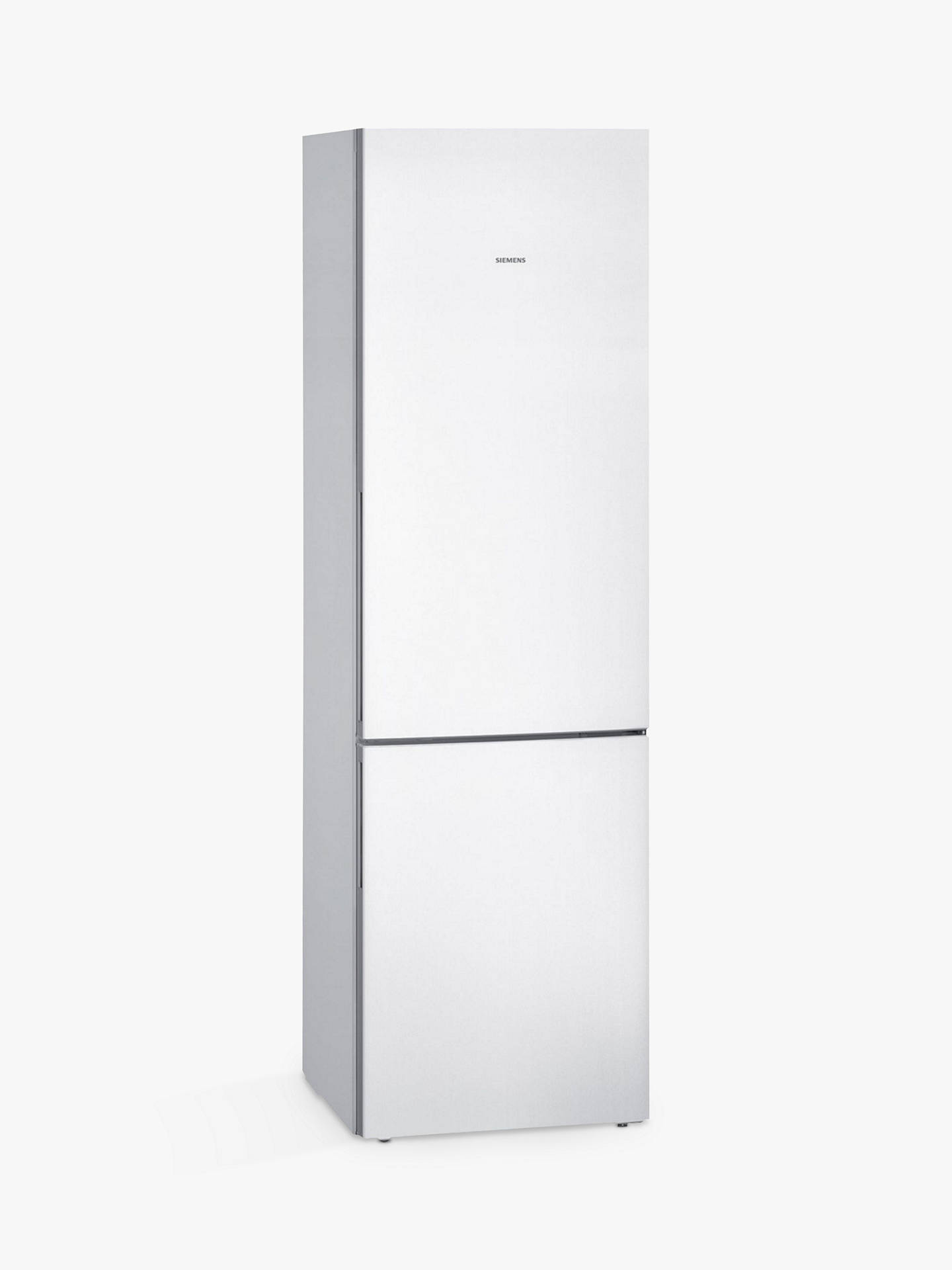 BuySiemens KG39VVW31G Freestanding Fridge Freezer, A++ Energy Rating, 60cm Wide, White Online at johnlewis.com