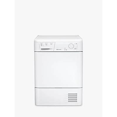 Image of 7kg Load Condenser Tumble Dryer 15 Progs Class B White