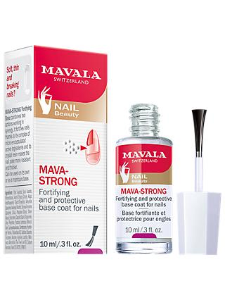 Mavala Mava-Strong Fortifying Base Coat, 10ml