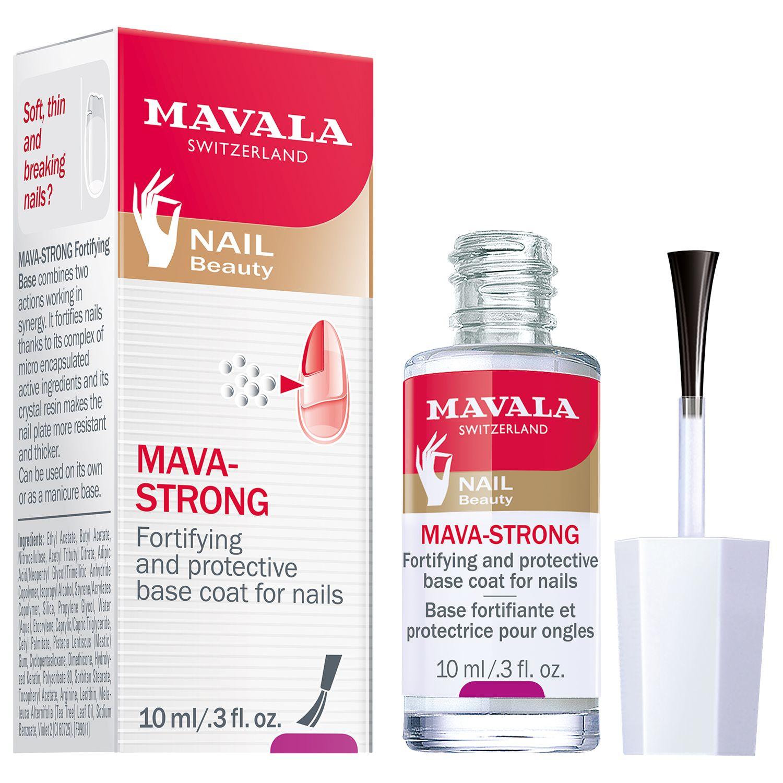 Mavala Mavala Mava-Strong Fortifying Base Coat, 10ml