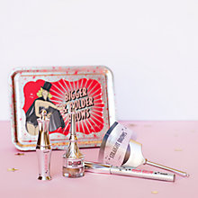 Buy Benefit Bigger & Bolder Brows Kit, 01 Online at johnlewis.com