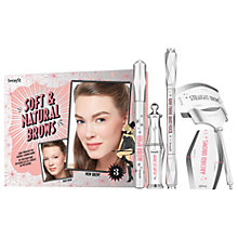Buy Benefit Soft & Natural Brow Kit, Medium 03 Online at johnlewis.com