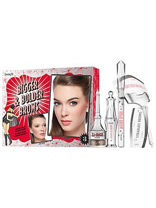 Benefit Bigger & Bolder Brows Kit Makeup Gift Set