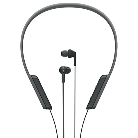 Buy Sony MDR-XB70BT Extra Bass Bluetooth NFC Wireless Wraparound In-Ear Headphones with Remote, Mic & Volume Control Online at johnlewis.com