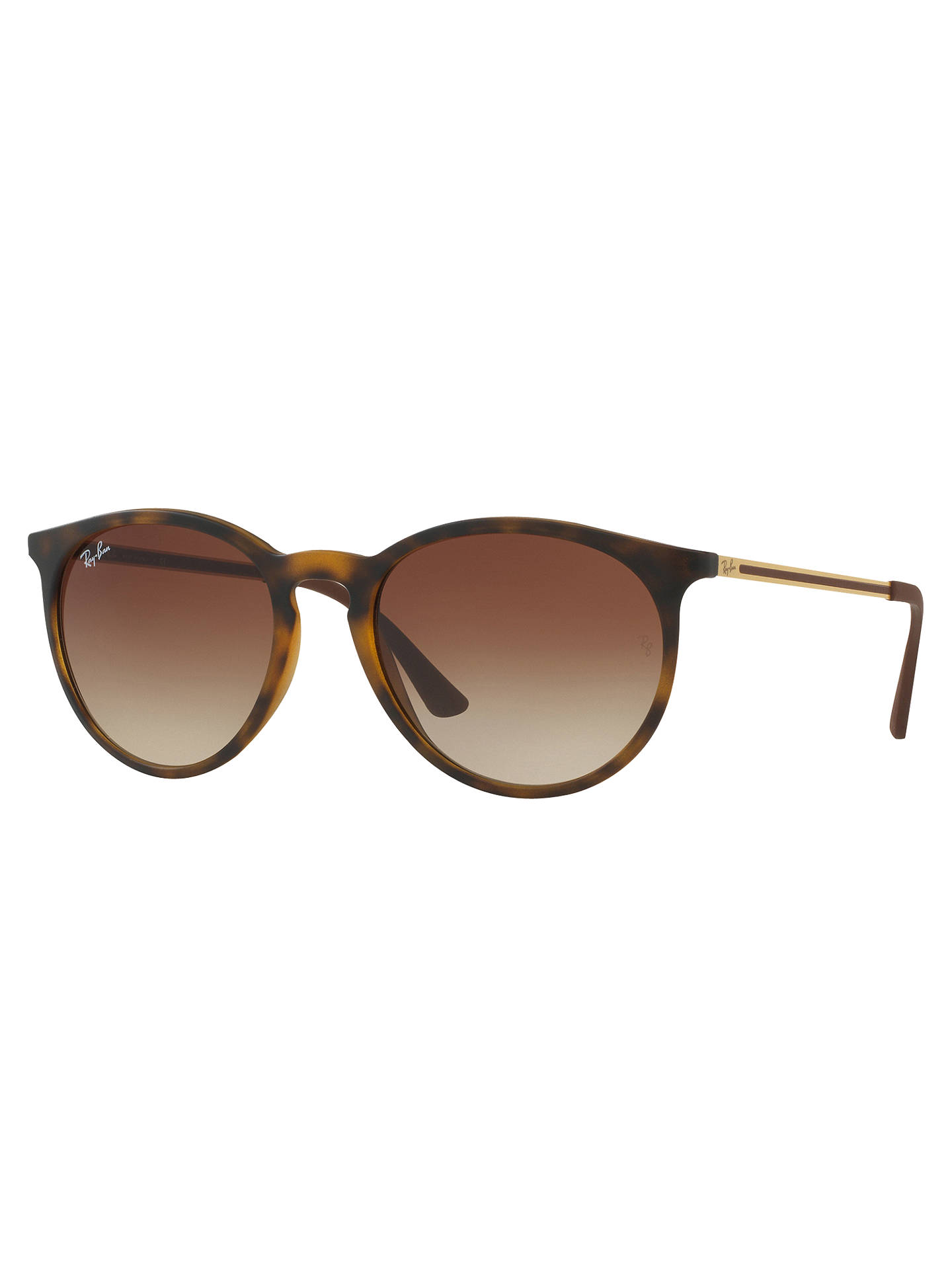 843df209540 Ray-Ban RB4274 Oval Sunglasses at John Lewis   Partners