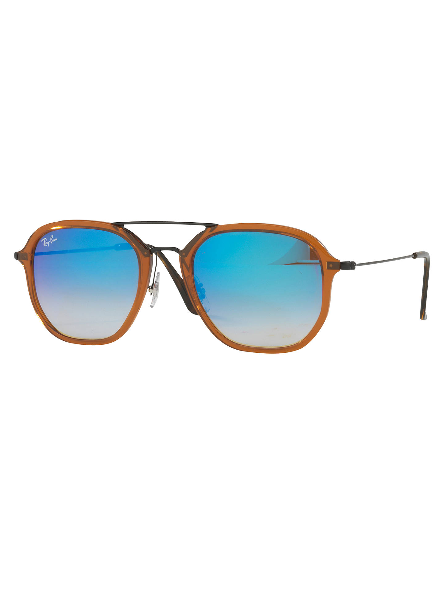 2d4ae5073ea Ray-Ban RB4273 Square Sunglasses at John Lewis   Partners