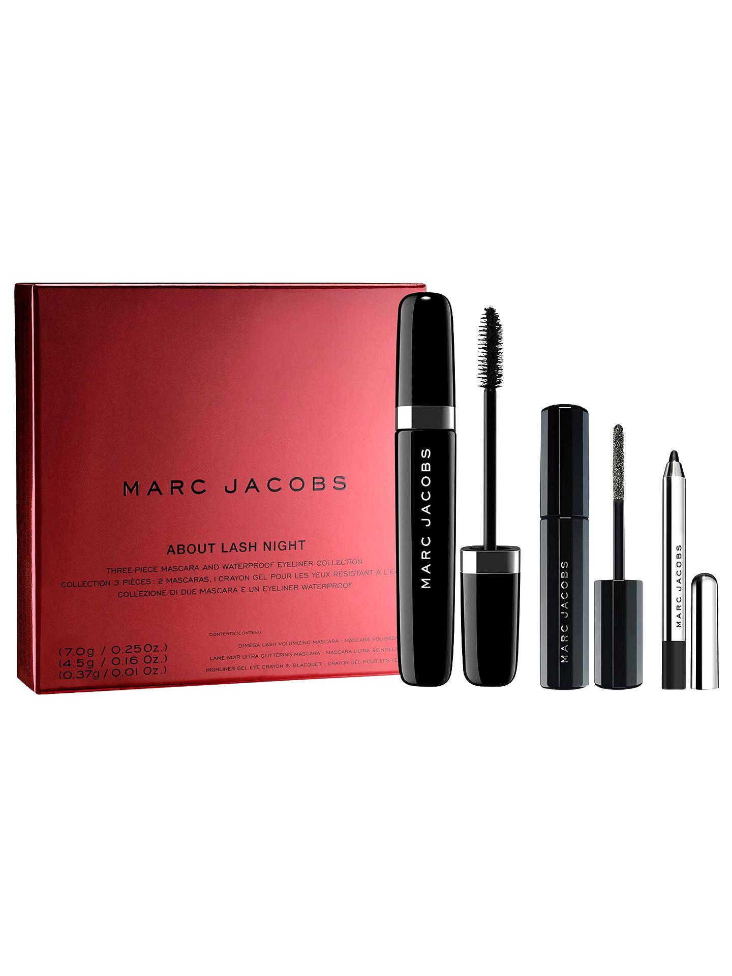 Marc Jacobs About Lash Night Makeup