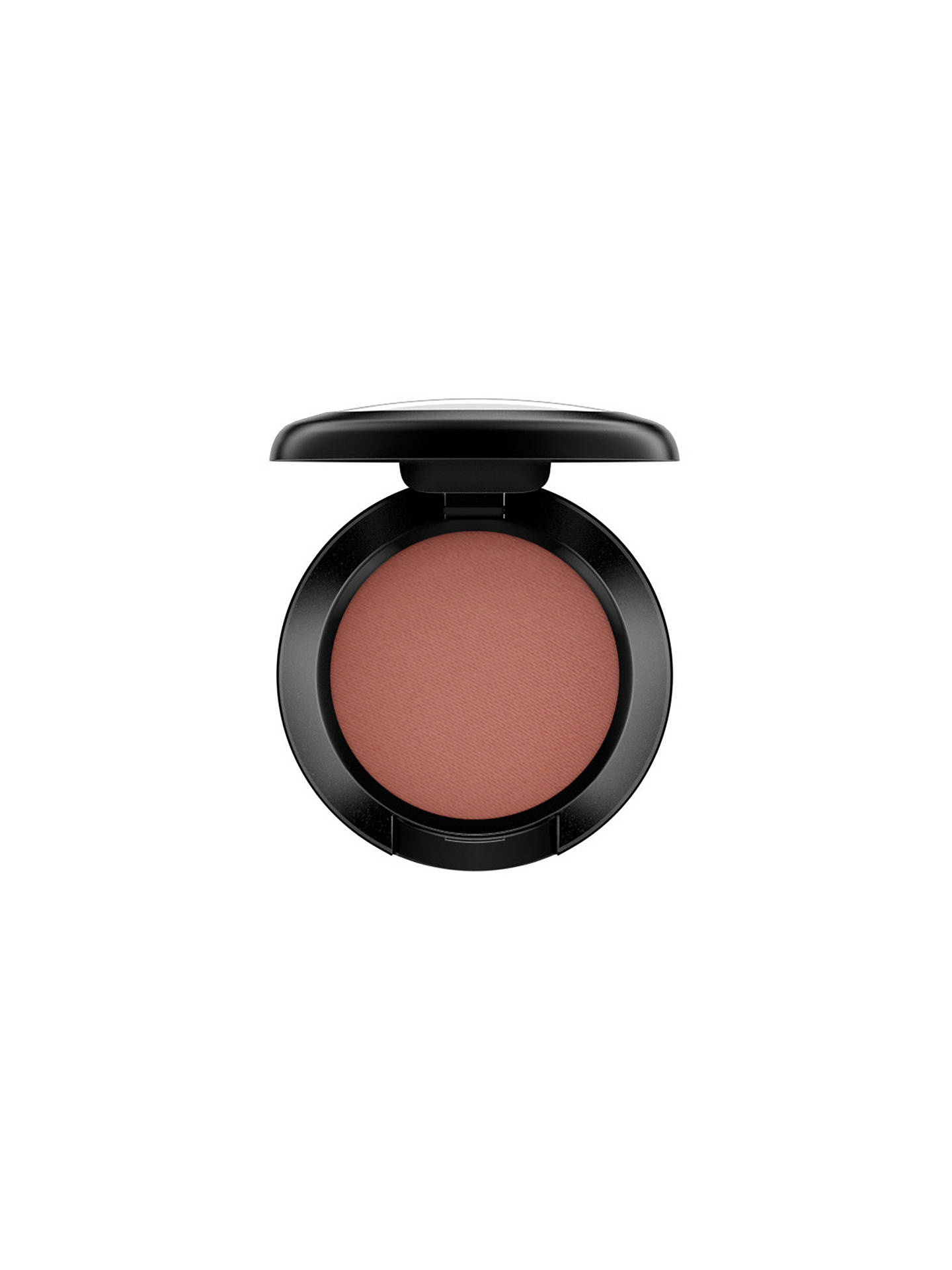 Buy MAC Eyeshadow - Satin, Brown Script Online at johnlewis.com