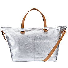 Buy John Lewis Morgan Leather Tote Bag Online at johnlewis.com