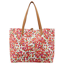 Buy John Lewis Rachel East / West Tote Bag, Ditsy Online at johnlewis.com