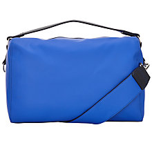 Buy Kin By John Lewis Riitta East / West Grab Bag Blue Online at johnlewis.com