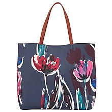 Buy John Lewis Tove Grab Bag, Tulip Online at johnlewis.com