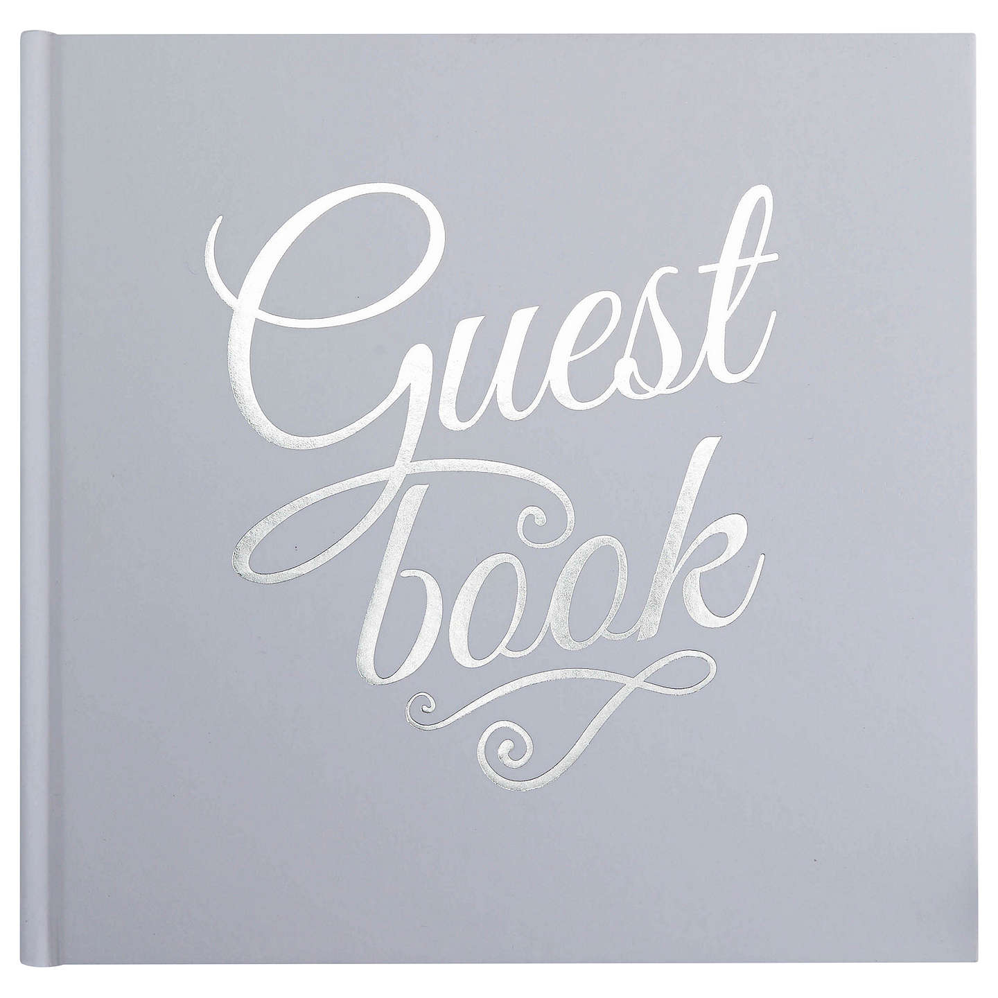 buyginger ray foiled wedding guest book online at johnlewiscom