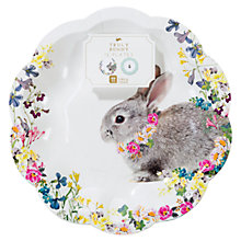 Buy Talking Tables Truly Bunny Plates, Pack of 12 Online at johnlewis.com