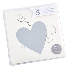 Buy Busy B Will You Be My Bridesmaid Card, Pack of 5 Online at johnlewis.com