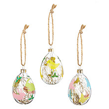 Easter decorations easter bunny john lewis buy john lewis hanging easter decoration online at johnlewis negle Choice Image