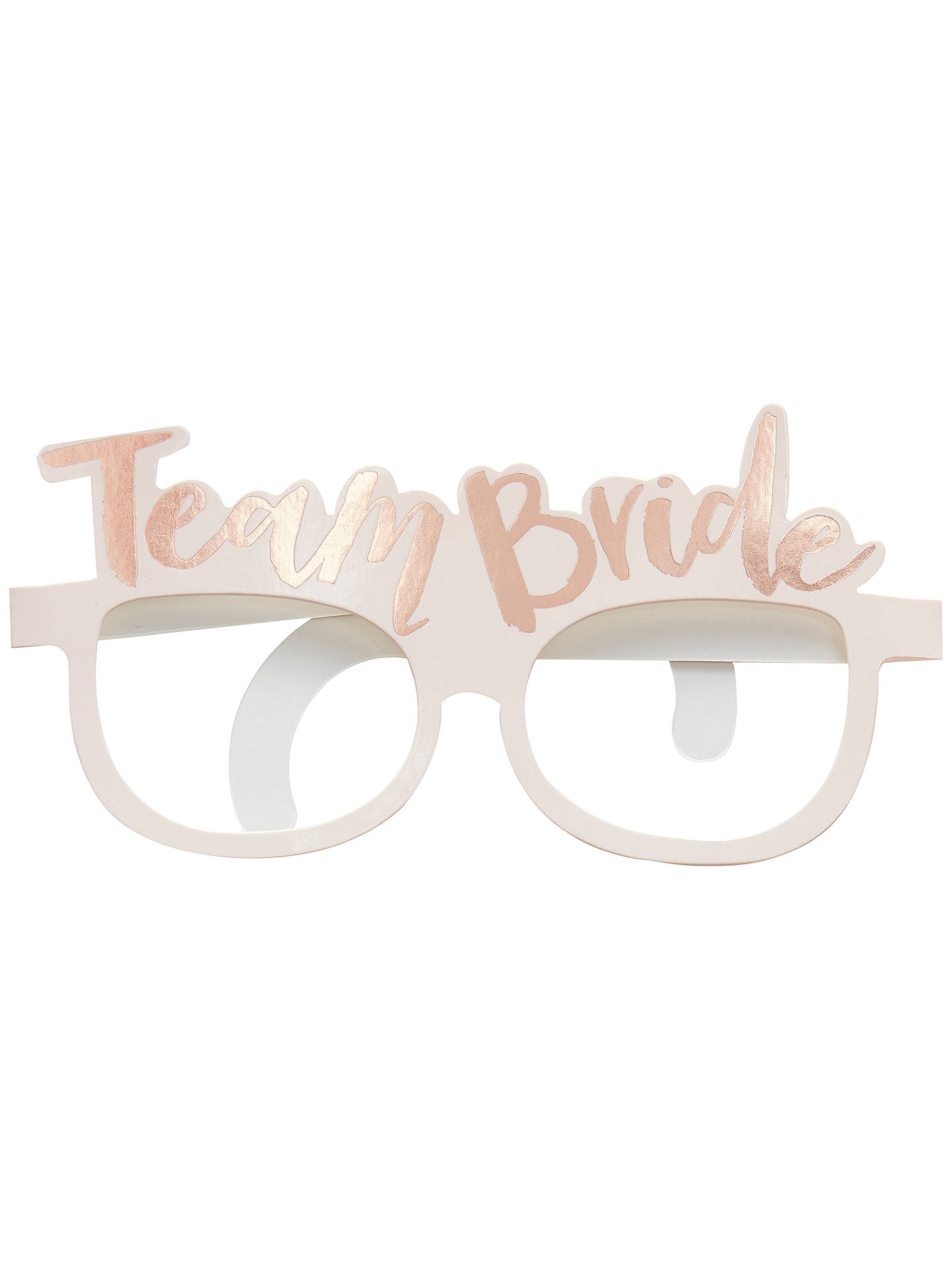 8ed1f823bf29 Buy Ginger Ray Hen Party Team Bride Fun Glasses