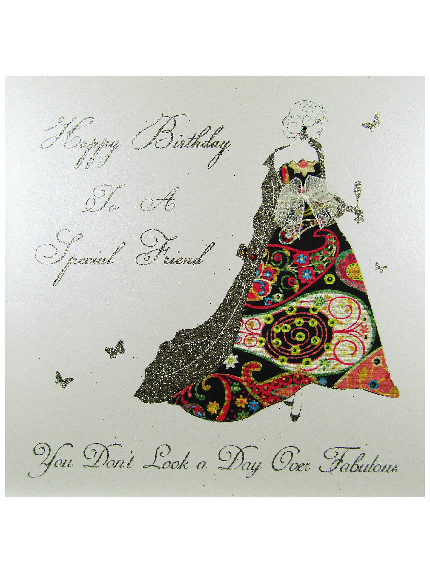 Five Dollar Shake Happy Birthday To A Special Friend Greeting Card